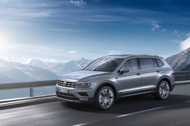 Europejska premiera modelu Volkswagen Tiguan Allspace