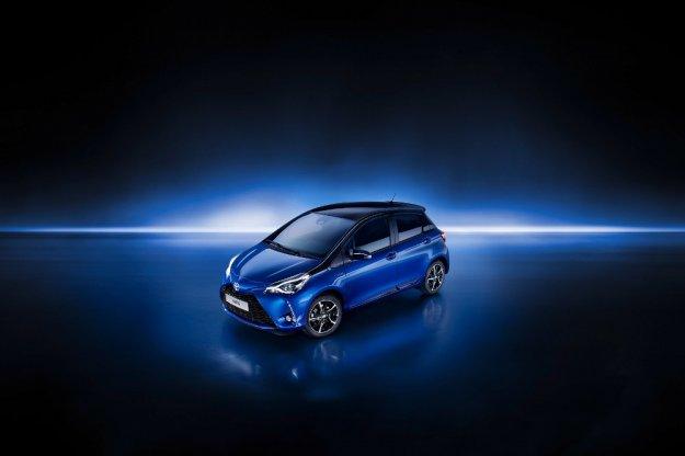 Toyota Yaris w odświeżonej wersji po premierze