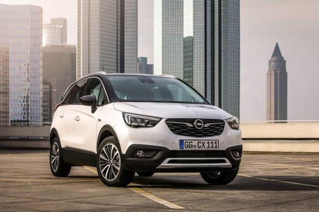 Nowy crossover marki Opel w Genewie w obliczu wielkich zmian