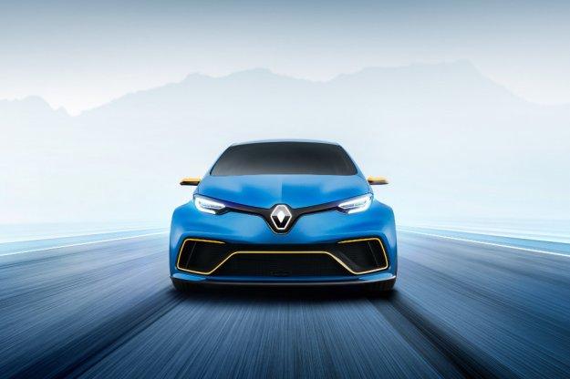 Mały miejski, sportowy i elektryczny taki jest nowy koncept Renault ZOE e-Sport