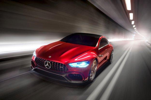 Ekologiczna koncepcyjna wyścigówka od Mercedesa