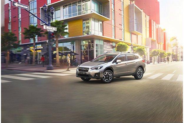 Subaru z nową wersją modelu Subaru XV