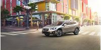 www.moj-samochod.pl - Artykuďż˝ - Subaru z nową wersją modelu Subaru XV