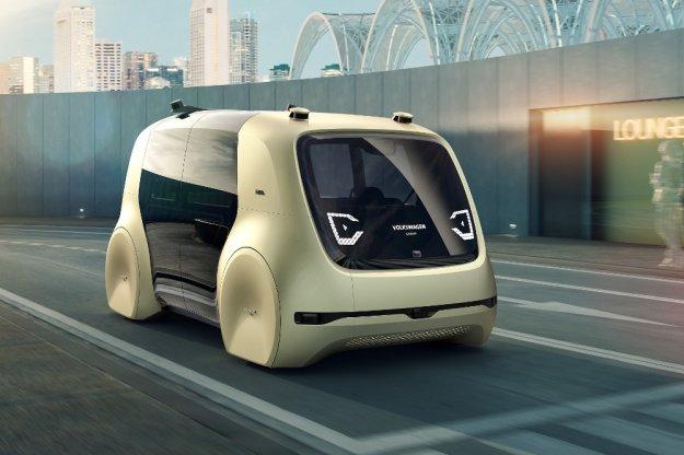 Volkswagen Sedric, trochę inny samochód