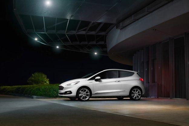 Ford Fiesta będzie widziała w nocy