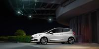www.moj-samochod.pl - Artykuďż˝ - Ford Fiesta będzie widziała w nocy