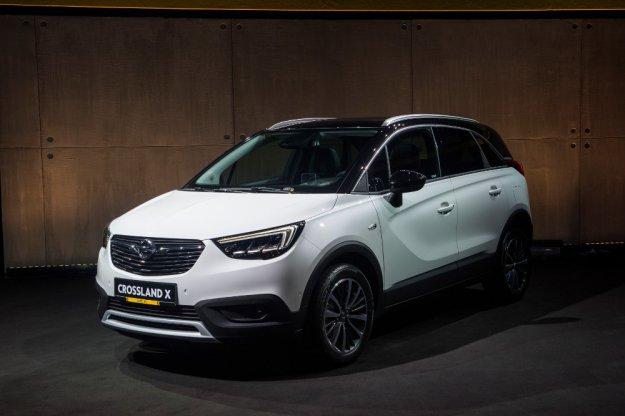Nowy niemiecki Crossover Opel Crossland X za 59 950 zł