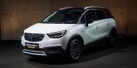 www.moj-samochod.pl - Artykuďż˝ - Nowy niemiecki Crossover Opel Crossland X za 59 950 zł