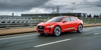 www.moj-samochod.pl - Artykuďż˝ - Koncepcyjny elektryczny Jaguar I-Pace na wolności