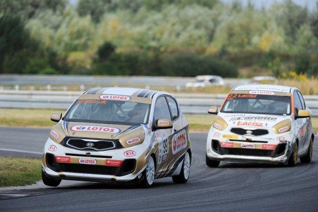 Kia Lotos Race - kwalifikacje w Poznaniu