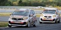 www.moj-samochod.pl - Artykuďż˝ - Kia Lotos Race - kwalifikacje w Poznaniu