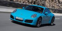 www.moj-samochod.pl - Artykuł - Porsche 911 Carrara S z większą mocą