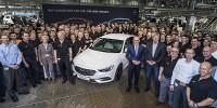 www.moj-samochod.pl - Artykuďż˝ - Nowa Opel Insignia w produkcji