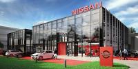 www.moj-samochod.pl - Artykuł - Salon Nissana w Warszawie w nowej odsłonie
