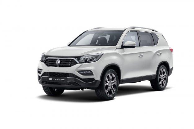 SsangYong przedstawił nowe wcielenie modelu Rexton