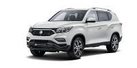 www.moj-samochod.pl - Artykuł - SsangYong przedstawił nowe wcielenie modelu Rexton
