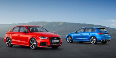 Sportowe i kompaktowe takie jest Audi RS3