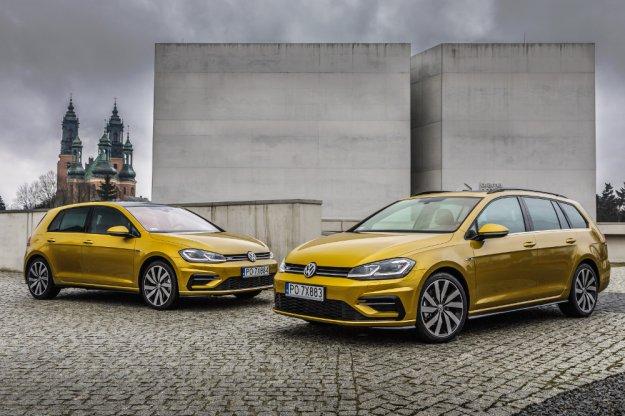 Najnowsza generacja Volkswagen Golf w salonach