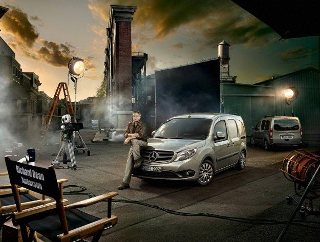 MacGyver i Mercedes - powrót do starych dobrych czasów