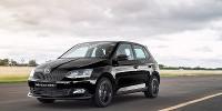 www.moj-samochod.pl - Artykuďż˝ - Limitowana seria Skoda Fabia Black Edition