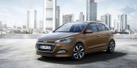 www.moj-samochod.pl - Artykuďż˝ - Hyundai i20 z nowymi pakietami