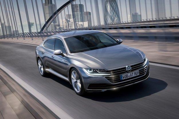 Volkswagen Arteon wchodzi do sprzedaży