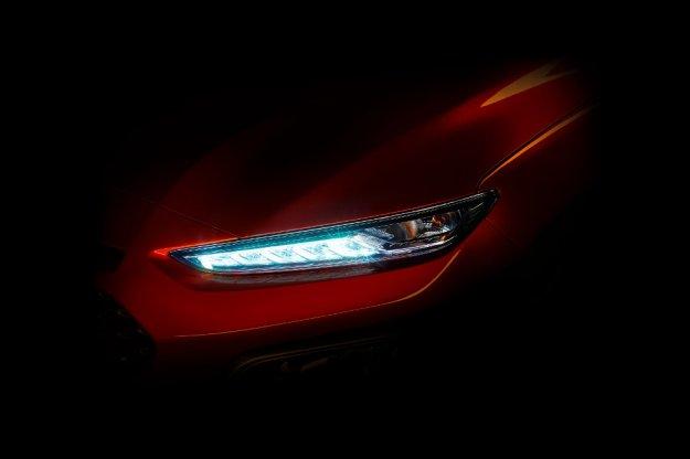 Hyundai Kona, nowy miejski SUV koreańskiej marki