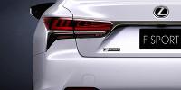 www.moj-samochod.pl - Artykuďż˝ - Lexus LS 500 w wersji F Sport