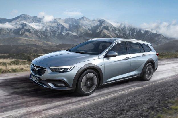 Nowy Opel Insignia Country Tourer samochód na każdy teren
