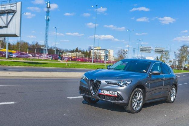 Alfa Romeo Stelvio już za 169 700 zł