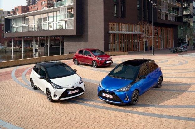 Zmodernizowana Toyota Yaris już do kupienia