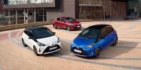 www.moj-samochod.pl - Artykuł - Zmodernizowana Toyota Yaris już do kupienia