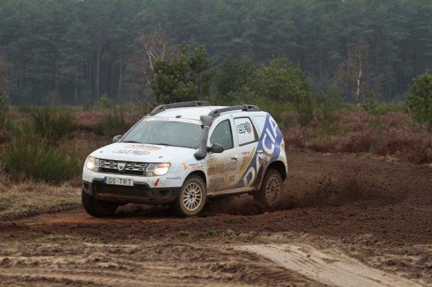 Pierwszy wyścig Dacia Duster Elf Cup za nami