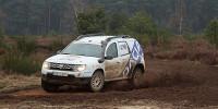 www.moj-samochod.pl - Artykuł - Pierwszy wyścig Dacia Duster Elf Cup za nami