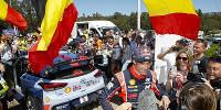 www.moj-samochod.pl - Artykuł - Sebastian Ogier umacnia się na pozycji lidera