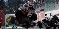 www.moj-samochod.pl - Artykuďż˝ - Wielki Karambol w Belgii - kierowcom przyda się SPA