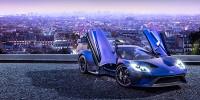 www.moj-samochod.pl - Artykuł - Ford GT o pięciu twarzach