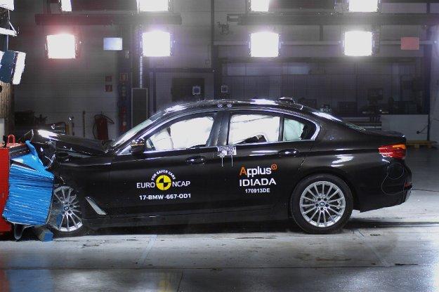 Kolejny model Fiata ze średnim wynikiem w EuroNCAP
