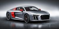 www.moj-samochod.pl - Artykuł - Limitowana edycja sportowego Audi R8 Coupe