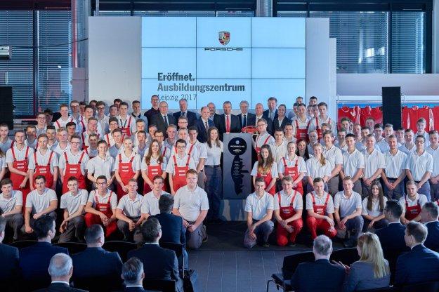 Porsche z nowym centrum szkoleniowym