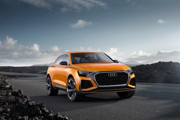 Do 2019 w ofercie Audi pojawią się dwa nowe auta z rodziny Q