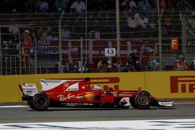 Trzeci wyścig nowego sezonu F1 dla Niemca Sebastian Vettel