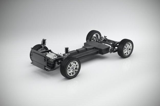 Elektryczna przyszłość Volvo rozpocznie się w Chinach