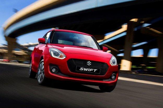 Suzuki Swift nowej generacji już od 47 990 zł