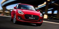 www.moj-samochod.pl - Artykuďż˝ - Suzuki Swift nowej generacji już od 47 990 zł