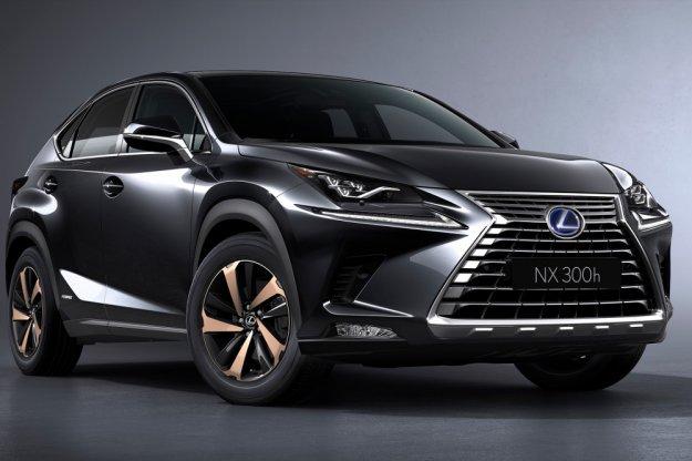 Nowa odsłona Lexus NX zaprezentowana