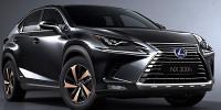 www.moj-samochod.pl - Artykuďż˝ - Nowa odsłona Lexus NX zaprezentowana
