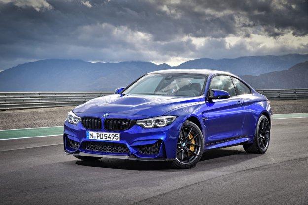 Nowa limitowana seria BMW M4 CS