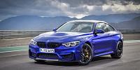 www.moj-samochod.pl - Artykuďż˝ - Nowa limitowana seria BMW M4 CS