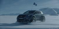 www.moj-samochod.pl - Artykuďż˝ - Hyundai podbija Antarktydę modelem Santa Fe